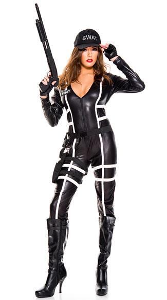 Swat Halloween Costumes For Women