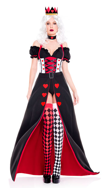 Queen of hearts sexy