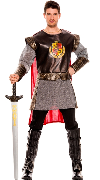 Mens Undefeated Roman Warrior Costume - As Shown