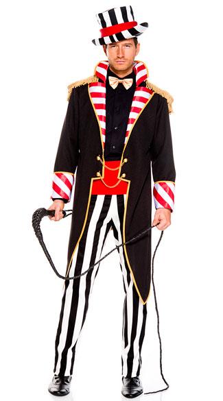 4ca2a361cd Men's Dark Ringmaster Costume, men's ringmaster costume, men's lion ...