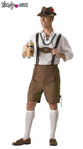 Men\'s Oktoberfest Guy Costume, Men\'s German Costume, German Festival Costume