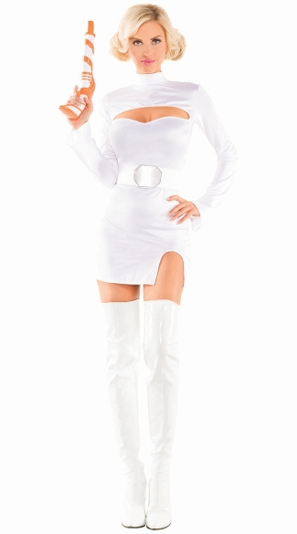 Interstellar Imperial Solider Costume Galaxy Warrior Princess Costume Outer Space Princess Costume  sc 1 st  Yandy & Interstellar Imperial Solider Costume Galaxy Warrior Princess ...