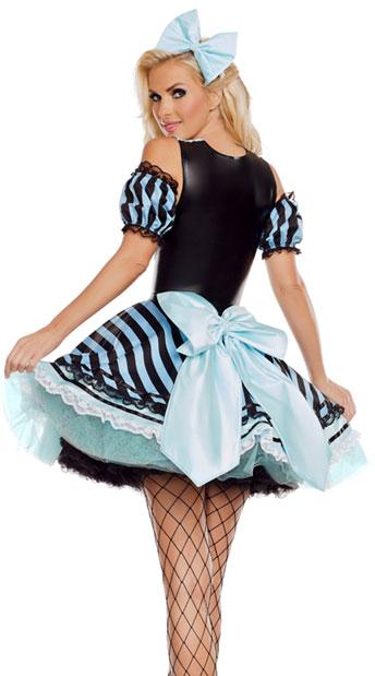 Lost In Wonderland Costume - Blue