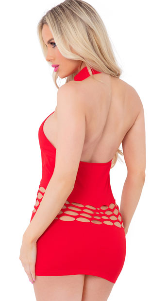 Womanizer Seamless Dress - Red