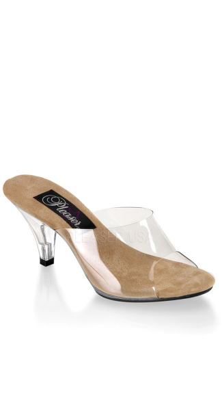 "3"" Stiletto Heel Sandal"