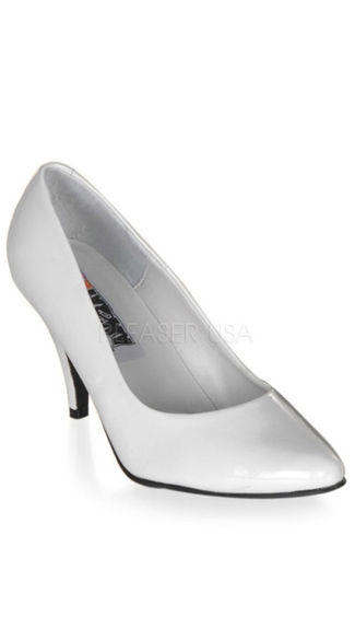 3 Inch Heel Classic Pump - as shown