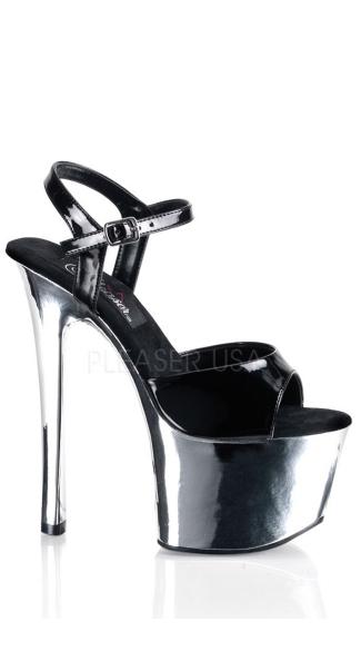 7 Inch Spike Heel Platform Sandal 7 Inch Sandal 7 Quot Heels