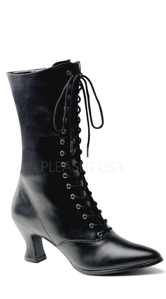 Women's Victorian Boots - as shown
