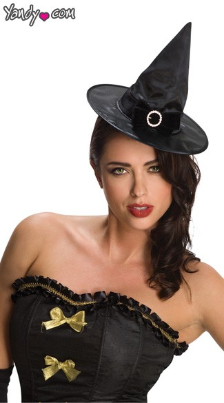 Witch Hat - Black
