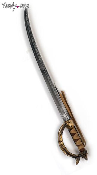 Pirate Costume Sword - Silver