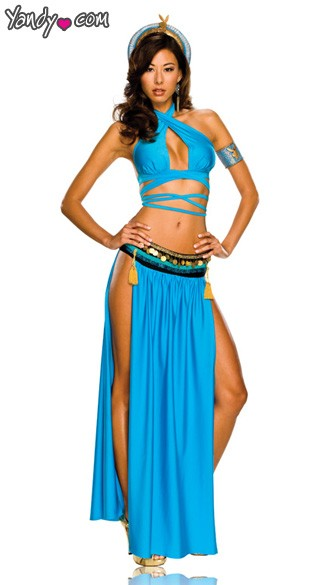 Playboy Cleopatra Costume Playboy Cleopatra Halloween