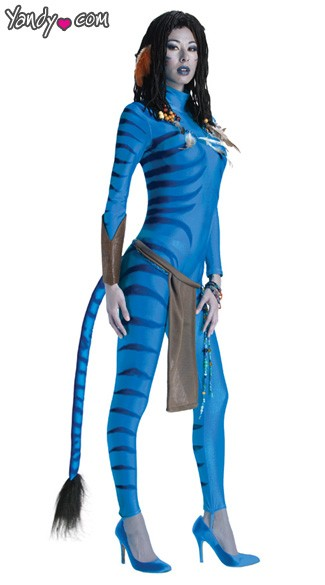 Avatar Costume Neytiri - Blue Grey