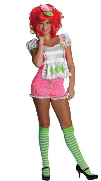 Strawberry Shortcake Costume, Strawberry Shortcake Halloween Costume, Short  Cake Costume
