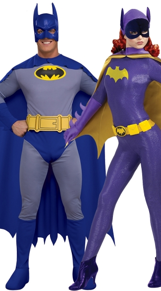 Classic Batman Couples Costume  sc 1 st  Yandy & Classic Batman Couples Costume Menu0027s Batman Costume Adult Batman ...