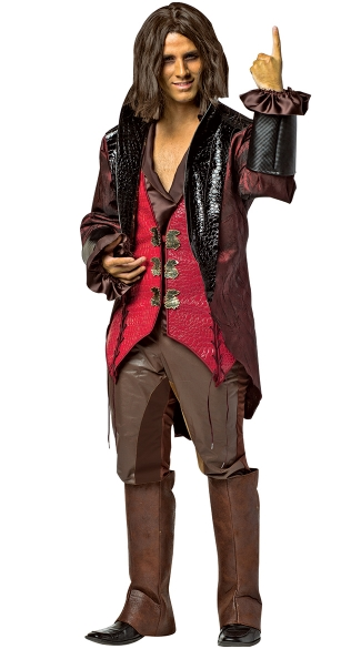Once Upon A Time Rumplestiltskin, Once Upon A Time TV Show Halloween Costume, Robert Carlyle Rumplestiltskin Costume
