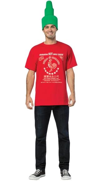 Sriracha Tee Kit - As Shown