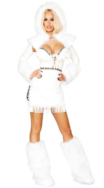 2pc eskimo beauty costume sexy eskimo costume yandycom