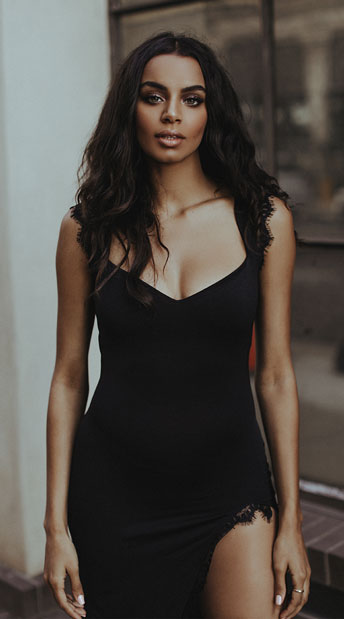 Femme Fatale Black Dress Black Maxi Dress Yandy Com