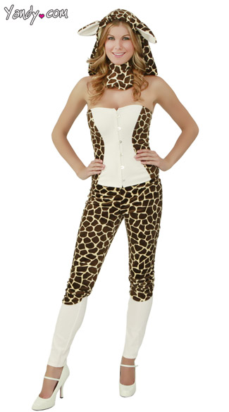 adult giraffe halloween costume 8277 1379540 off everybody own your sexy