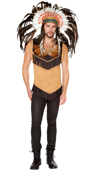 sc 1 st  Yandy : indian chief costume men  - Germanpascual.Com