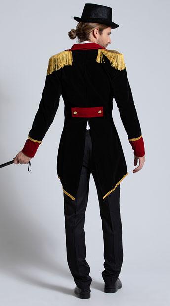 Men S Circus Master Costume Men S Ringleader Costume