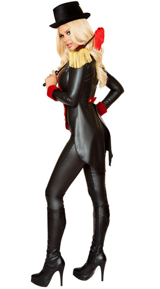 Sassy Ringleader Costume Sexy Circus Leader Costume Yandy Com