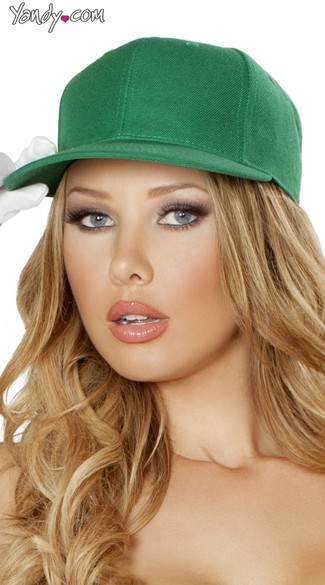 Baseball Style Hat - Green