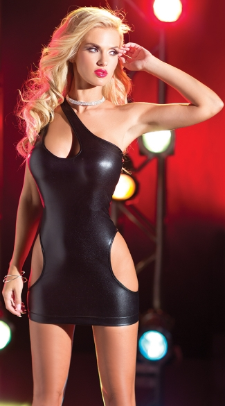 Marilyn yusuf in hot latex - 5 6