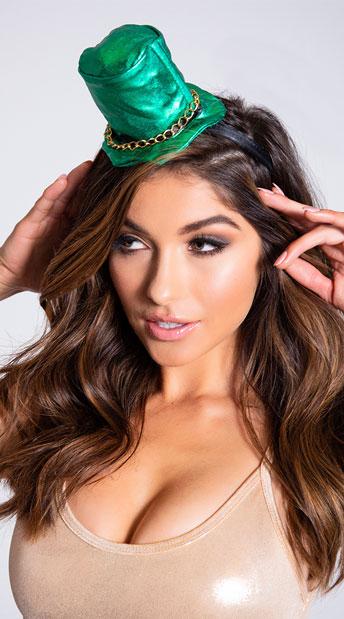 St. Patrick's Day Headband - Green