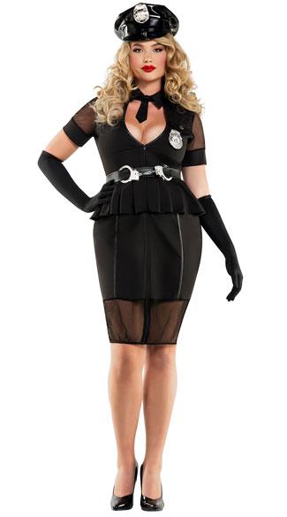 Plus Size Nightshift Cop Costume plus size cop costume sexy plus size cop costume plus size police costume sexy plus size police costume ...  sc 1 st  Yandy & Plus Size Nightshift Cop Costume plus size cop costume sexy plus ...