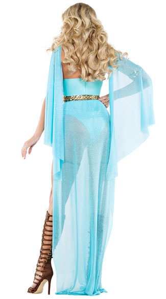 Goddess Of War Costume - As Shown