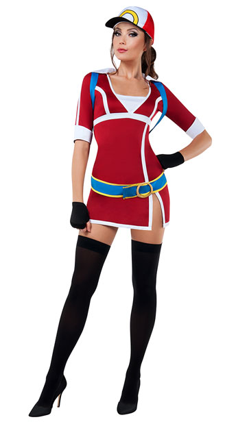 Beast Trainer Costume - As Shown