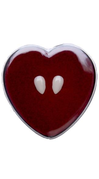 Love Bites Vampire Fangs - As Shown