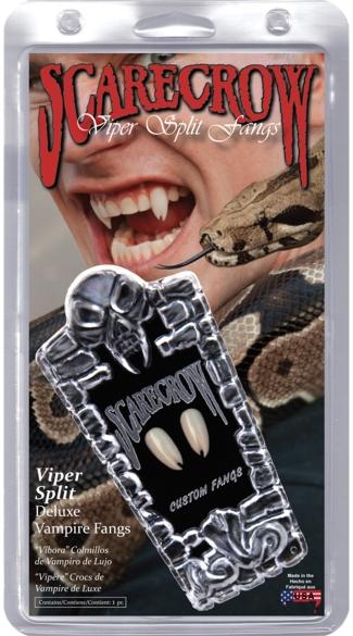 Viper Split Deluxe Custom Fang - As Shown