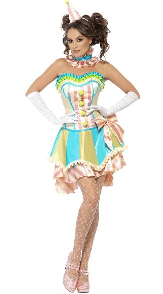 sc 1 st  Yandy & Candylicious Clown Costume Cute Clown Costume