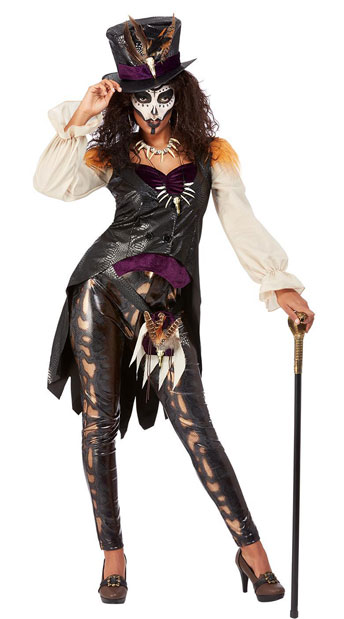 Voodoo Witch Doctor Costume Sexy Witch Costume Yandy Com