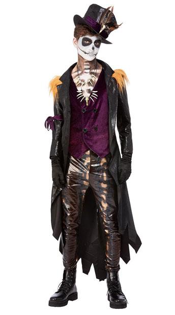 Men's Voodoo Witch Doctor Costume, Voodoo Costumes - Yandy.com