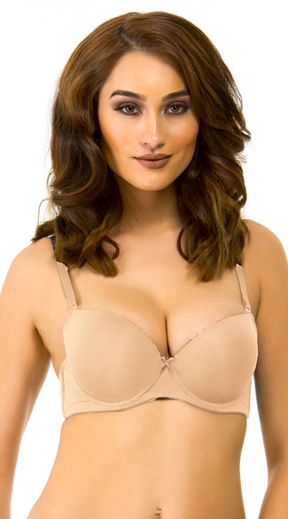 The Perfect T-Shirt Bra - Nude