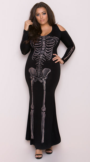 plus size bone appetit costume plus size skeleton costume plus size skeleton halloween costume