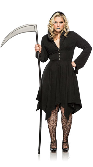 Size Salem Witch Costume, plus size witch costume - Yandy.com