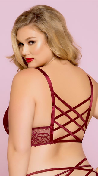 a29b9d1745637 plus-size-lacy-longline-lattice-bralette by yandy