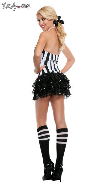 Sassy Ref Costume - As Shown