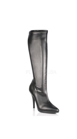Seduce GoGo Boots - Black