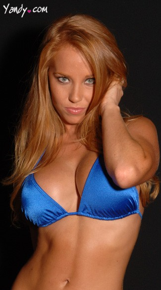 Solid Color Bikini Top - as shown