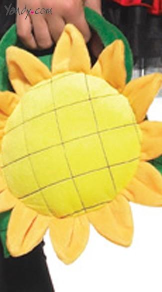 Yellow Sunflower Purse - Yellow
