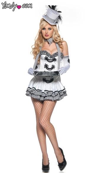 White Cigarette Girl Costume White Cigarette Girl Halloween Costume Sexy Cigarette Girl Costume Adult Cigarette Girl Costume  sc 1 st  Yandy & White Cigarette Girl Costume White Cigarette Girl Halloween Costume ...