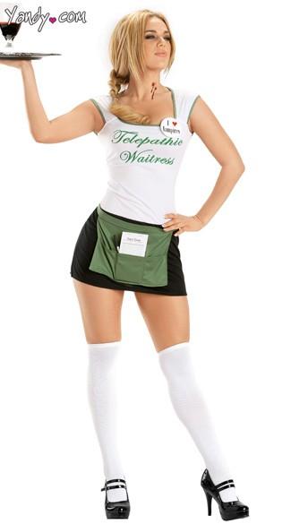 Telepathic Waitress True Blood Costume  sc 1 st  Yandy & Telepathic Waitress Costume True Blood Vampire Waitress Costume TV ...