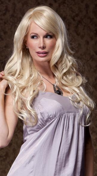 California Blonde Wig - California Blonde