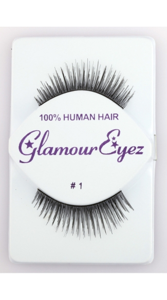 Natural Long False Eyeashes, Natural Looking False Lashes, False Eye Lashes