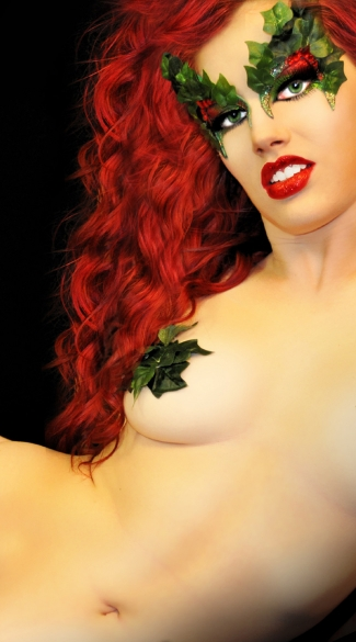 Toxic Ivy Pasties - Green